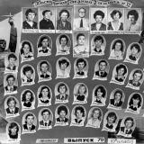 Краснодар. СШ № 32, 1979 год