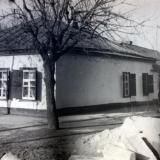 Краснодар. Старый дом. Угол Калинина и (Чкалова?), 1961 год