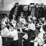 Учебный класс на первом этаже СШ №28