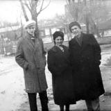 Краснодар. Угол улиц Ленина и Гудимы, 1963 год.