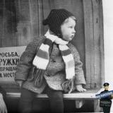 Краснодар. Угол улиц Пушкина и Октябрьской. На прилавке. Ноябрь 1973 года.