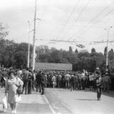 Октябрьская улица - от Головатого до Северной