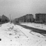 Герцена улица - перекресток с Атарбекова