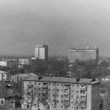 Краснодар. Вид на город с улицы Янковского