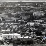 Краснодар. Вид на город с воздуха, 1959 год