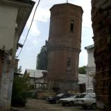"Краснодар. Водонапорная башня ""Гарнизонной"" бани."