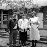 "Краснодар. Возле Кафе ""Магнолия"", 1987 год"