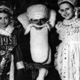 Краснодар. Встреча 1958-го Нового Года в школе.