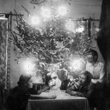 Краснодар. Встреча нового 1937 года.