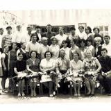 Выпуск 1970г 11А класс .Вечерняя средняя школа №6