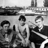 Краснодар. На Затоне, в клубе ДОСААФ, 1969 год