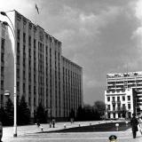 Краснодар. Здание администрации края, 1980 год