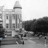 "Краснодар. ""Зеленый"" гастроном, 1988 год"