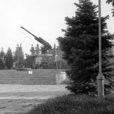 Краснодар. Памятник Зенитчикам, 1980 год.