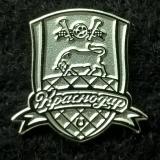 "Значки. ФК ""Краснодар"", тип 1"