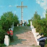 Архипо-Осиповка. Памятник солдату Архипу Осипову, 1978 год.