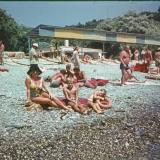 Бетта. Пляж, 1972 год