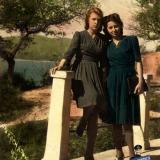 Геленджик. Девушки, 1947 год