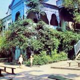 Джанхот. Дом-музей В. Г. Короленко, 1984 год
