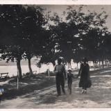 Геленджик. Лермонтовский бульвар, 1937 год