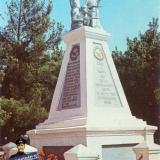Геленджик. Памятник борцам революции, 1980-е годы
