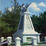 Геленджик. Памятник борцам революции, 1989 год
