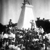Геленджик. Памятник Красным партизанам, 1939 год