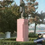 Геленджик. Памятник Лермонтову М.Ю.