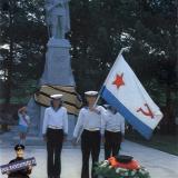 Геленджик. Празднование Дня Военно-Морского Флота, 1989 год