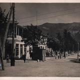 Геленджик. Улица Ленина, 1937 год