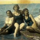 Геленджик. На пляже, 1939 год