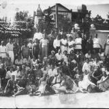 Геленджик. Дом отдыха Госторговли на Толстом мысу, 1939 год