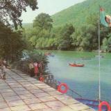 Горячий Ключ. Река Псекупс. 1986 год.