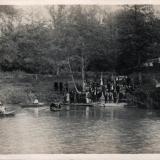 Лодочная пристань, 1938 год
