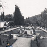 Горячий Ключ. Городской парк, 1954 год