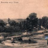 Майкоп. №13. Мельница на р. Белой, до 1917 года