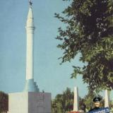 Майкоп. Памятник героям гражданской войны