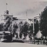 Новороссийск. Морской вокзал 1960-е годы