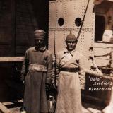 Новороссийск. 1920-е. В годы Гражданской войны