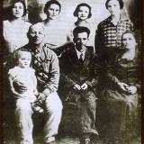 Новороссийск.Н.Островский в семье Мацюка.