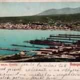 Новороссийск. Общий вид бухты, до 1906 года