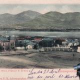 Новороссийск. Общий вид города и бухты, до 1917 года