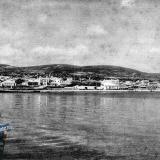 Новороссийск. Общий вид с моря, 1935 год