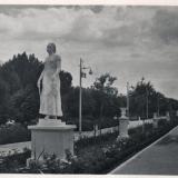 Новороссийск. Бульвар, 1962 год