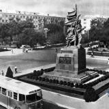 Новороссийск. Площадь Свободы, 1966 год