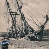 Выброшенное судно в Норд-Ост, 1899 год