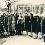 Новороссийск. Парк им. Фрунзе. 1959 год.