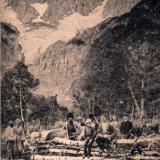 """Красная поляна. """"Уруштенский ледник"""", 1920-е годы"""
