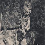 """Красная поляна. Ущелье """"Аху"""" и Тоннель, около 1917 года"""