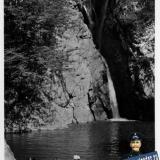 Сочи. Агурские водопады, 1967 год.